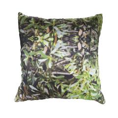 Coloured Leaves Cushion