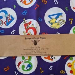 Beeswax Wrap Dr Seuss