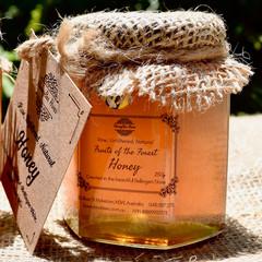 Artisan Honey in Glass Jar
