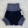Extra Large Ugly Sweater Wool Nappy Cover - short cuffs