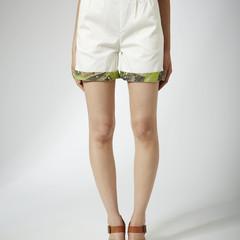 Safari Shorts - Cream Size Xtra Small