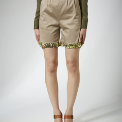 Safari Shorts - Brown Size Xtra Small