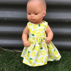 Miniland Dolls Dress to fit 32cm Dolls