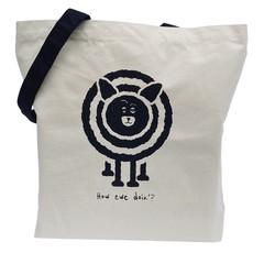 'How ewe doin?' Shopping Tote Bag