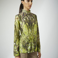 Australian Native Cotton Shirt - Size 8