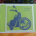 MALE BIRTHDAY CARD  (FREE POSTAGE)