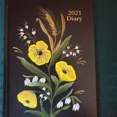 2021 - A5 Diary WTV