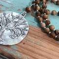 Tree of Life Necklace (174)