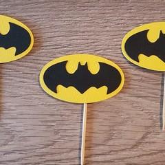 Cupcake Toppers - Batman