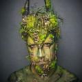 Forest God Ex Prop Head Piece