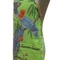 COCKATOOS or Wildflowers - Vintage Linen Tea Towel APRON : Choose One