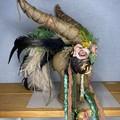 Forest Goddess Head Piece Ex prop
