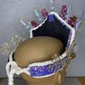 Merperson Crown. Very comfy, lightweight design