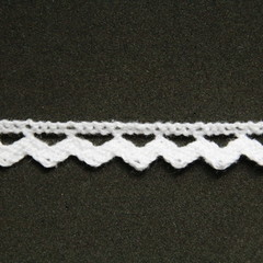 2m x 10mm Cluny Lace