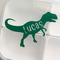 T-Rex Label with Name Cutout