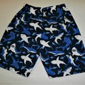 Novelty Shark Shorts