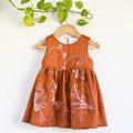 Repurposed Wool Toddler Dress Size 2