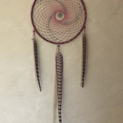 Dreamcatcher Art - Ancient Roots