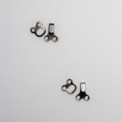 Mini Hook& Eye Sets Suitable for Making Doll Clothing