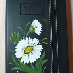 2021 - small A5 Diary Day to page
