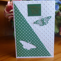 THINK OF YOU - CARD  (FREE POSTAGE)
