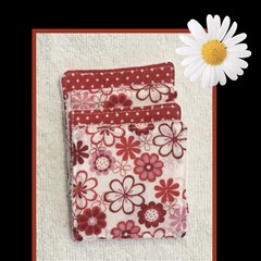 Facial Cleanser, cotton, re-usable, absorbent, soft