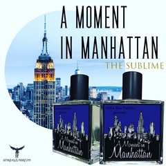 A MOMENT IN MANHATTAN  -  EdP   -   50ml