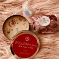Birthday Candle Gift Set, Soy Candle Gift Set, Gift for Her, Cheap Gift