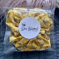 Bee Happy Scrunchie, Bee Scrunchie, Friendship Scrunchie, Scented  Scrunchie