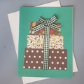 Presents birthday card