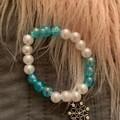 Scrunchie and Bracelet Gift Pack, Frozen Inspired Gift