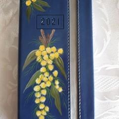 Folk Art - Slimline Diary WTV