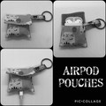 AIRPOD OR AIRPOD PRO POUCH