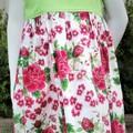 Floral Summer Dress -Size 4