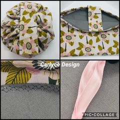 Drawstring pouch, Make up, Cosmetic drawsting bag
