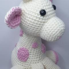 Gwennie the Giraffe