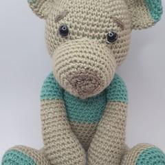 Baby Green Bear