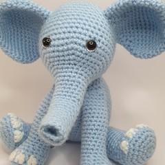 Baby Blue, Baby Elephant