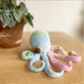 Pattern - Crochet toy 'Olympia The Octopus'