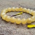Create Your Own Sunshine ~ Gemstone Beaded Bracelet