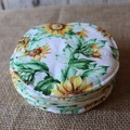 Reusable Breast pads-  Samara- Sunflowers