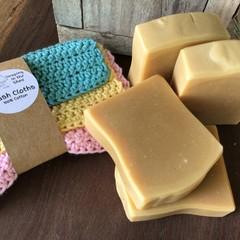 Jersey Milk Soap