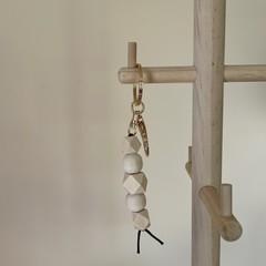 Simply Wood Keyring (Small)