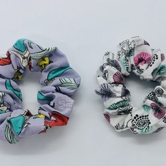 Disney set 2 Hair Scrunchies