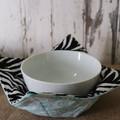 Bowl Cosies- Aqua Zebra