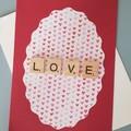 Love Valentines Day/Anniversary Card