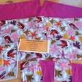 Fabric Reversible Table Placemats