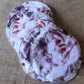 Reusable Breast pads-  Doris- Vintage Floral