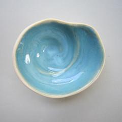 Tiny Snail Shell Dipping Bowl