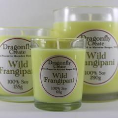 Wild Frangipani | 100% Soy Wax Candle | 15/28/58 hours